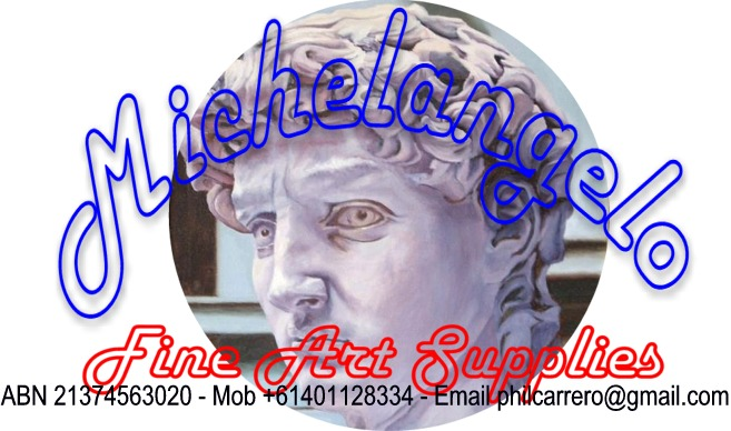 Michelangelo* Fine Art Supplies