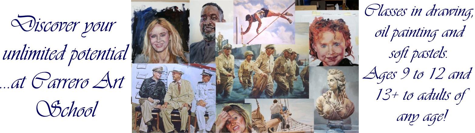 My last 30 years of paintings.
