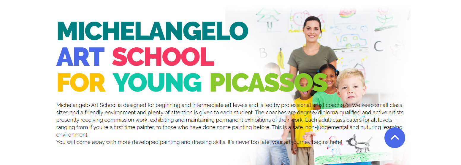 Art School for Young Picassos